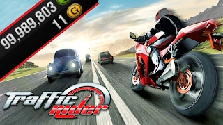 Traffic rider - HACK for ios | iphone ,ipad , ipod touch | unlimited cash & gold