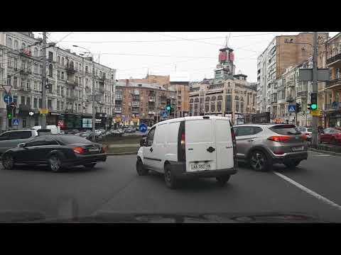 Видео уроки вождения киев