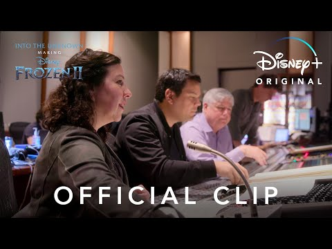 The Magic of Orchestration Clip   Into the Unknown: Making Frozen 2   Disney+