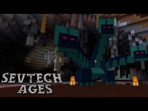 Two More Bosses Fall : SevTech Ages Lp Ep #20 Minecraft 1.12
