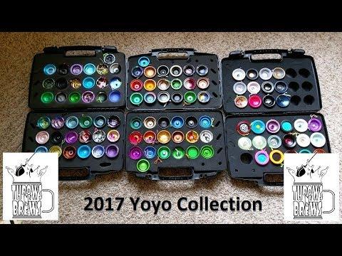 2017 Throws N' Brews Yoyo Collection Video