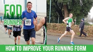 3 Tips To Improve Your Running Form | FOD Runner