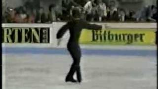 Elvis Stojko LP 1991 World Figure Skating Championships