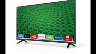 VIZIO D39h D0 D Series 39 Class Full Array LED Smart TV Black