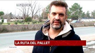 """Martín Ciccioli en """"LA RUTA DEL PALLET"""""""