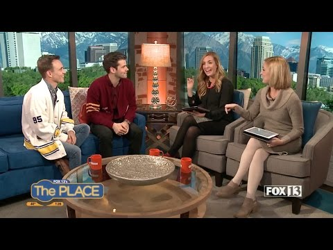 "FOX 13 Utah's ""The Place"" Interview with TIM TIMMERMAN, HOPE OF AMERICA"