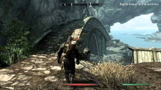 Zagrajmy w The Elder Scrolls V - Skyrim odc.4 - Samotnia...