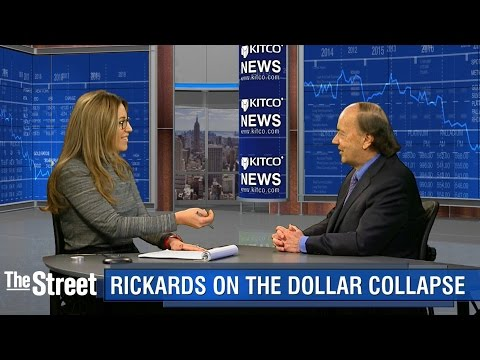 Financial Meltdown Around The Corner? – Jim Rickards' 2017 Outlook