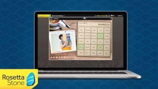 Rosetta Stone Course Language Learning App