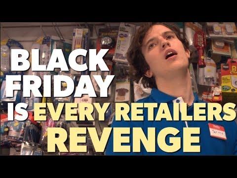 Black Friday Is Every Retailer's Revenge