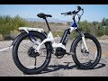EVELO Aurora Limited Electric Bike Review - Auto Shifting! | Electric Bike Report