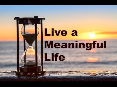 Motivational Video The Hourglass Of Life Youtube