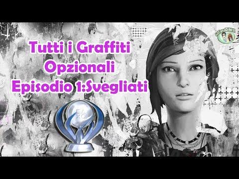 Life is Strange: Before the Storm - Tutti i Graffiti opzionali (Episodio 1:Svegliati)