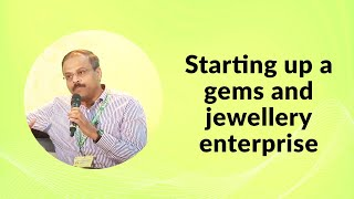 Starting up a gems and jewellery