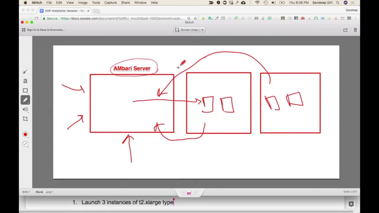 How to Install Hortonworks Data Platform - HDP on AWS