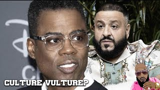 Chris Rock Drags Dj Khaled For Having ZERO TALENT And Fans AGREE!