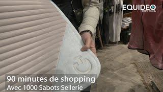 90 minutes de shopping avec 1000 Sabots Sellerie
