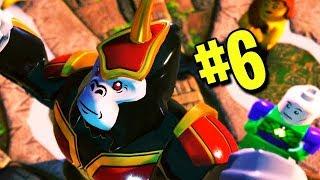 GRODD WALKA NA CAŁEGO! LEGO DC Super-Villains - LEGO DC SUPER ZŁOCZYŃCY | BROT