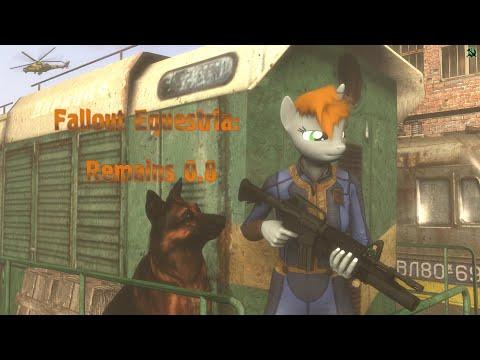 Fallout Equestria: Remains 0.8 {9} [Финал]