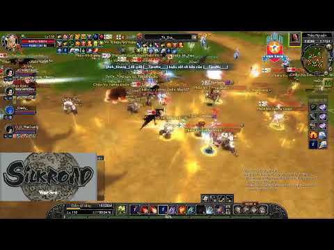 SRO 3JOB THANH LONG Map 110 H WAR TGA VS AU