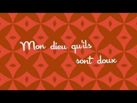 Zou Bisou Bisou (Lyric Video)