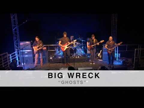 Big Wreck - Ghosts (LIVE at the Suhr Factory Party 2015)