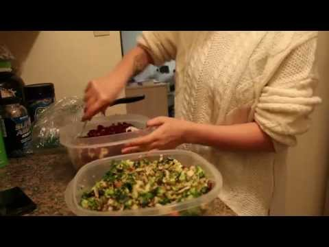 Vegan! Bucket of Health (Salad Recipe)