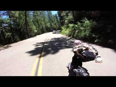 Bonzing Skateboards: Riding