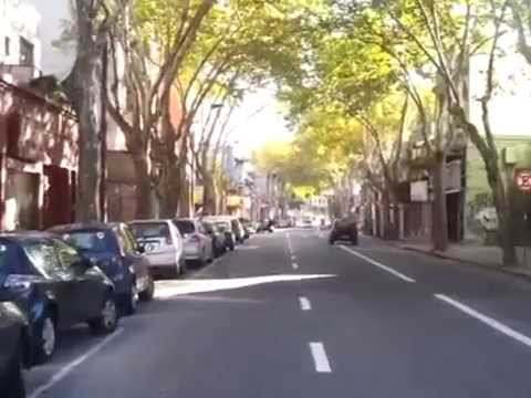 paseo por calle rivera montevideo barrio de fanny youtube