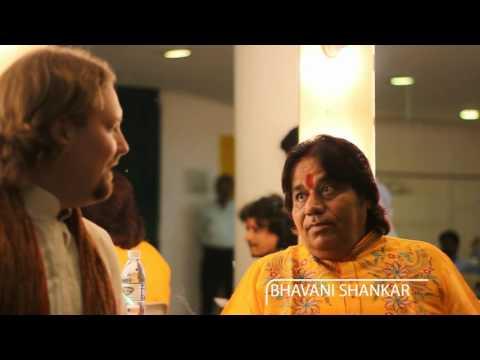 Pandit Bhawani Shankar speaks to Nash Naubert about music andGuruji Pandit Hariprasad Chaurasia