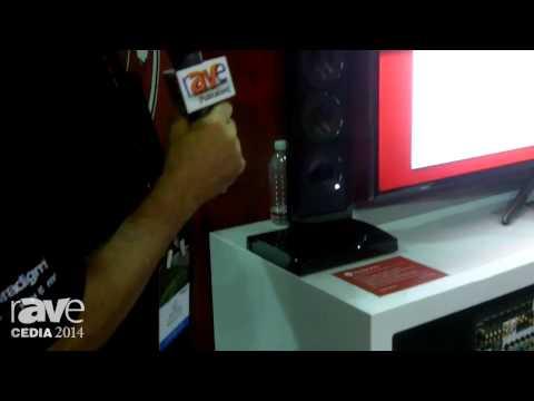 CEDIA 2014: Paradigm Electronics Debuts Millenia LP-XL2 and LP2