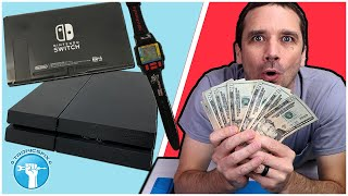 I Made Money Buying Broken Stuff on eBay to Fix and Resell - eBay Repair Challenge 2019