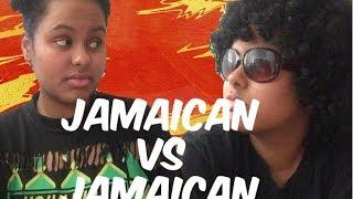 GAME SHOW  JAMAICAN vs JAMAICAN  Majestie [Comedy Sketch]