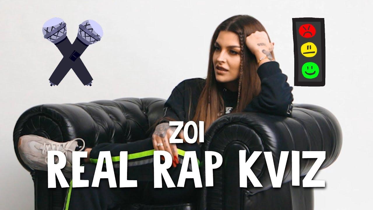 Real rap kviz: Zoi   Loudpack Zone