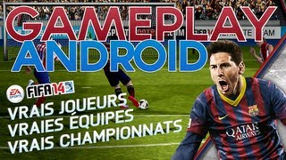 Fifa 14 Android - Gameplay !