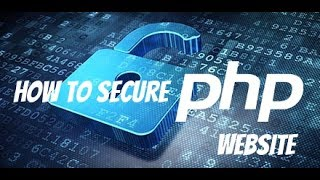 How To Secure PHP Website By php.ini