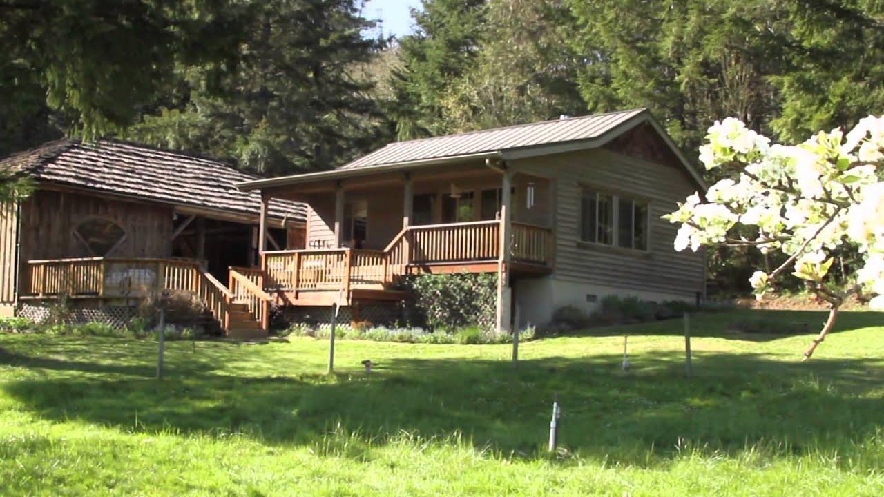 Leaping Lamb Farm Stay Near Corvallis Oregon Youtube