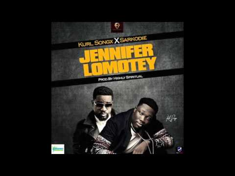 Kurl Sgx  Jennifer Lomotey ft Sarkodie Audio Slide
