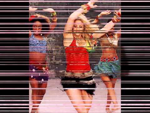 Pussy Cat Dolls  Jai Ho, Waka waka  Shakira MIX!