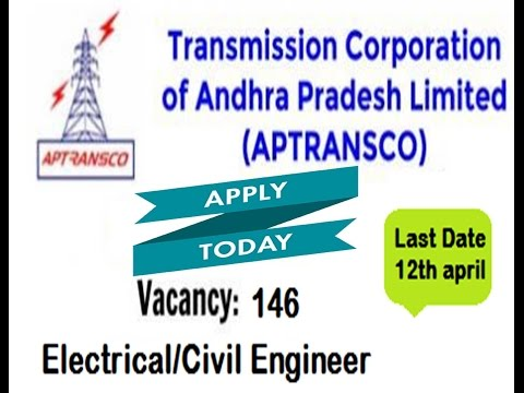 ANDHRA PRADESH | Govt Jobs | FOR THE POST OF Assistant Engineer (Electrical / Civil )