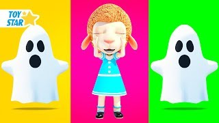 Dolly and Friends 3D | Kids Play Hide and Seek #185