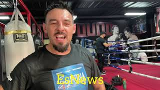 Robert Guerrero who sparred pacquiao breaks down - manny pacquiao vs Errol Spence