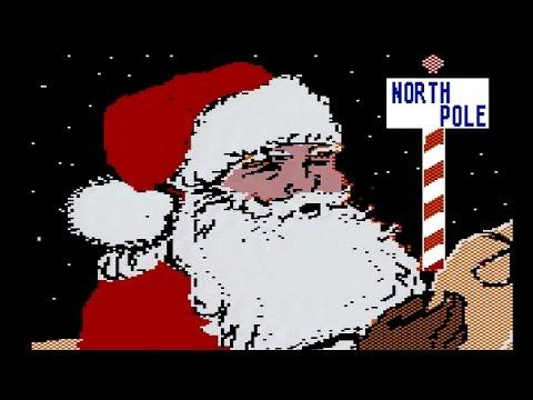 Xmas 1987 - [Atari ST] Christmas MIDI music demo from 1987