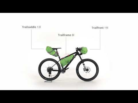 Bike Packing Tutorial | VAUDE