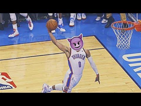 """NBA """"Monster"""" Dunks"""
