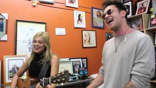 Reece Mastin Even Angels Cry Live Acoustic ft. Alys Ffion