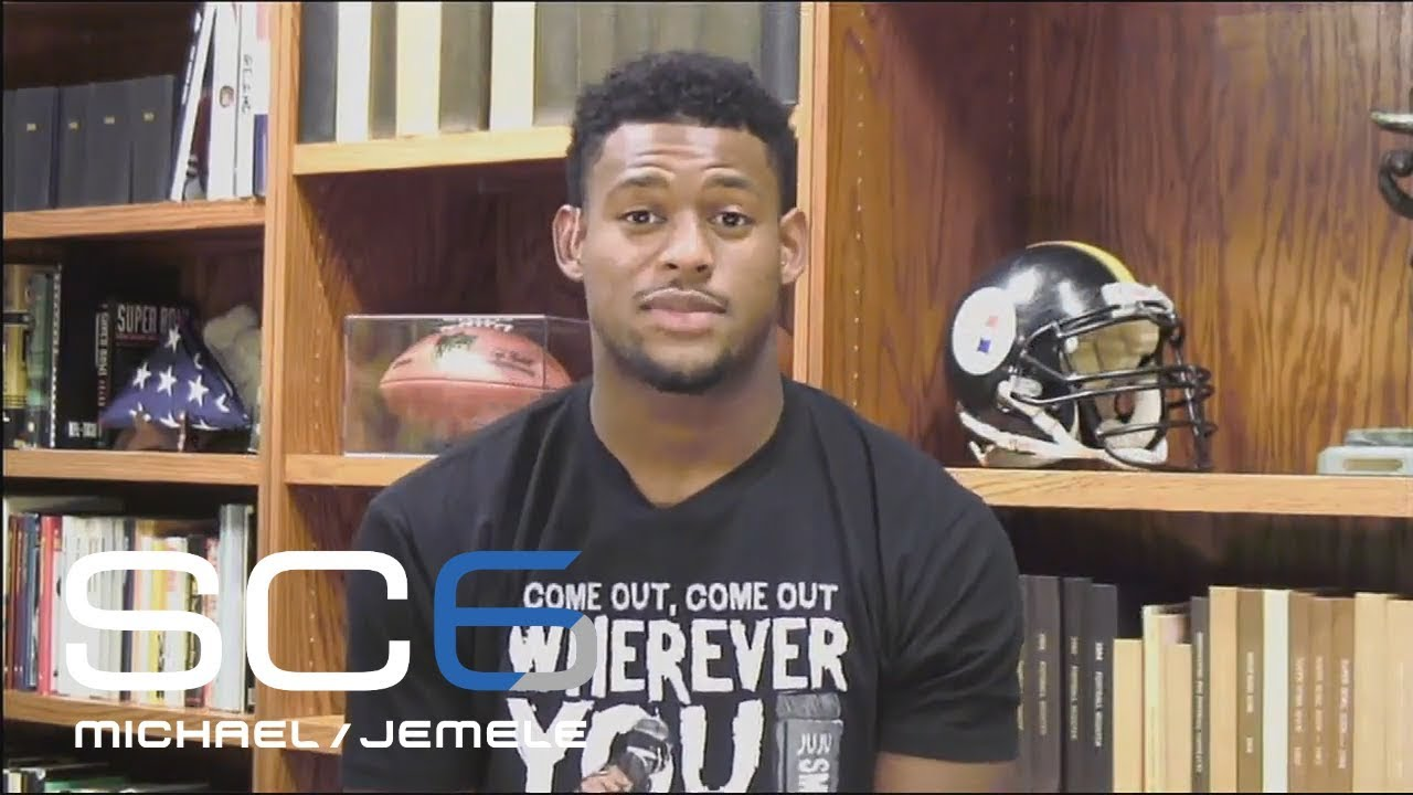69fc963d534 JuJu Smith-Schuster talks finding bike