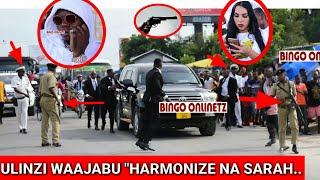 MASKINI Harmonize; Risasi Zamuondoa Mbagala na Sarah Misaada Yaponza,A to Z Video Shuhudia Mwenyewe