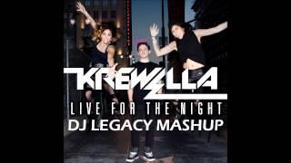 krewella vs mightyfools go for the night dj legacy mashup