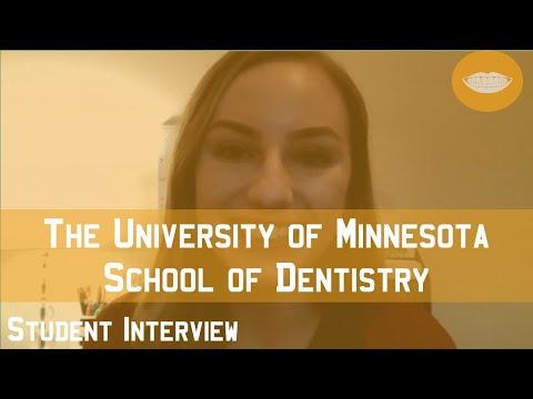 The University Of Minnesota School Of Dentistry Student Interview || FutureDDS